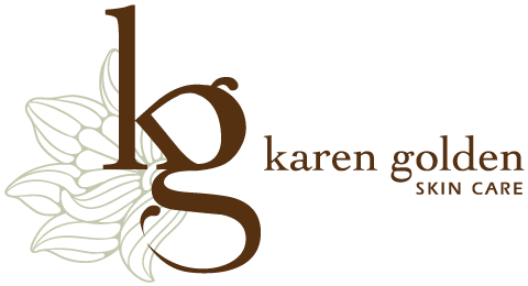 Karen Golden Skin Care Mobile Retina Logo
